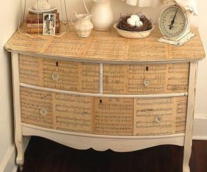 Идеи: как применить старую мебель?
